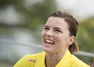 Susanna Kallur är klar för OS. Beskedet kom från SOK onsdag eftermiddag.