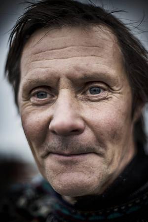 Östen Lundqvist.