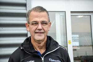 Stefan Mårtensson är depåchef hos nyöppnade LB maskiner på Södra Backa i Borlänge.