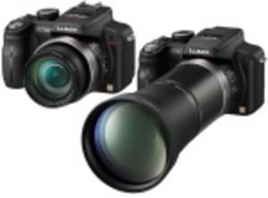 60 bilder/s i superzoomen Panasonic FZ100