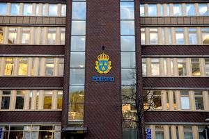 Mäklarhuset har gjort en polisanmälan efter att de fått motta ett hotfullt brev.