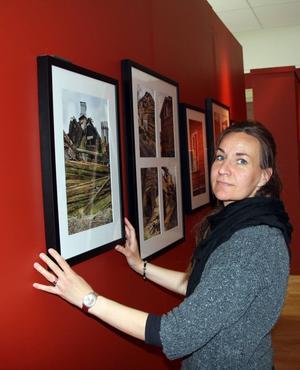 Lena Wennilsjö har fascinerats av ett ödehus i Idenor som förfaller.