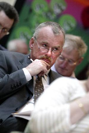 Anders Andersson, livsmedelsarbetarförbundet, ser möjligheter för Milko att spara.Foto: thomas hejdenbäck