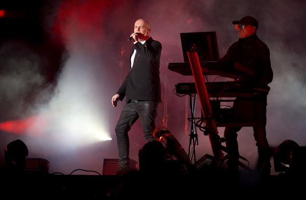 Pet Shop Boys är ett av de stora namnen på årets  Yra.