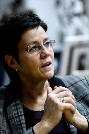 – Vi har ett kärvt ekonomiskt läge, säger Margareta Rödén, förvaltningschef på specialistvården.
