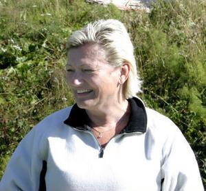 Christina Rylander Bergqvist, lagledare för 91:orna, var nöjd med lägerhelgen.
