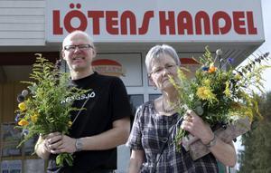 Lötens handel lever vidare. Elsa Linck har gjort sitt. Nu blir affären Nicklas Fredrikssons ansvar.