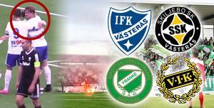 Samarbete, Västeråsfotbollen