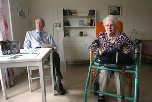 Rune och Maily Hjelm har varit gifta i 32 år.