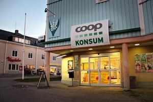 Coop lade ner under 2012 i Ockelbo.