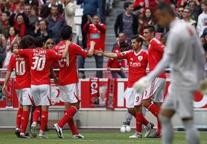 Ny omgivning. Victor Nilsson Lindelöf har debuterat ¿i Benficas reservlag. foto: scanpix