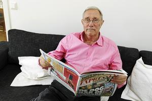 Expressens legendariske reporter Ulf NIlson har avlidit. Han var journalist i närmare 70 år och upplevde samtidshistorien från första parkett.