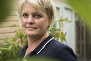 Inspiration. Åsa Henriksson finner inspiration i blandannat trädgårdstidningar.