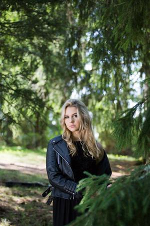 Artistnamnet Julia Viktoria kommer helt enkelt av att Viktoria är ett av hennes mellannamn.
