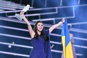 Att Ryssland fortsätter protestera mot Ukrainas vinst fast tävlingen är avgjord talar sitt tydliga språk.