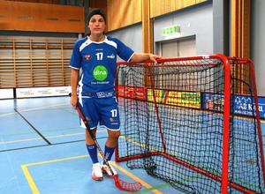 Förra elitspelaren Mia Boänges är ett hett och viktigt nyförvärv för Söderhamns IBF inför premiären i division 2.