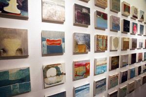 ...en utställning som tar Christer B Jarlås med storm