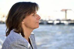 Lövin (MP) var med och tog fram en hållbar fiskepolitik.