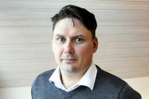 Lars-Anders Jonsson på LRF konsult presenterade prisjämförelsen.
