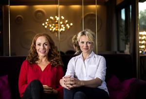 Rachel Mohlin och Josephine Bornebusch är aktuella med