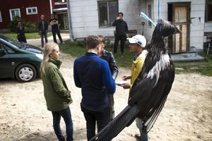 Skräckfilmen A night in the cabin spelas in i Henninge.