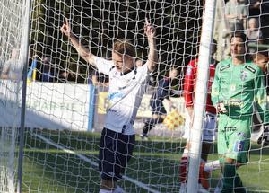 Johan Bertilsson gjorde GIF:s första mål på väldigt länge – och det räcker för en plats i sista Norrlandselvan innan uppehållet.