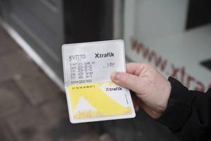 Genom att erbjuda årskort på X-trafik kan vi alltså också förbättra hälsan hos våra medarbetare, skriver insändaren.