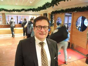 Hotellchef Thommy Backner på Högfjällshotellet har deltagit i alla tjugofem upplagor av Folk och Försvar i Sälen. Och även några i Storlien.
