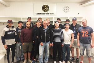Arbetsgruppen ordnade en upptaktsträff, med nye coachen Kai Nurmi i spetsen. Men BIS styrelse hängde inte med i de svängarna.