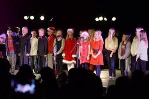 Julshowen på Bergsåkers skola fyller 30 år.
