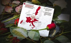 Socialdemokratiska partier i Europa har tappat ungefär var tredje väljare, skriver Olle Ludvigsson.