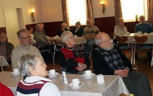 Gemenskapsträffarna i Ordenshuset i Hulån är nu inne på det tionde året.