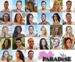 Årets samtliga 27 deltagare i Paradise Hotel. Omröstningen Folkets pris, där du utser din favoritdeltagare, går att rösta i på tv3.se.
