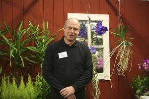 Trädgårdsföretagaren Per Bürger har en kapitalinkomst på tre miljoner.