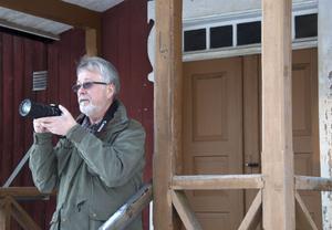 Johnny Strömberg, Skinnskatteberg, fotograferar mycket. I november vann han tävlingen Månadens bild i Fagersta-Posten.
