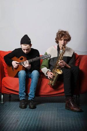 Marcus Moberg och Erik Hellqvist bildar tillsammans Herbie.