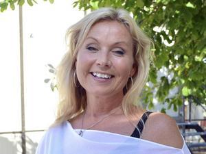 Susanne Fellbrink, 49 år, sångerska:       – Nej, det har aldrig hänt. Jag firar alltid med hela min släkt, med mycket barn och tomtar.