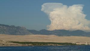 Bilden är taget på ön Pag kroatien sommaren 2011.