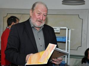 Bengt Mona, Fäviken, fick kulturpris för skapandet av Fäviken Game fair och mycket annat.