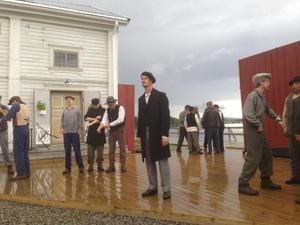 Vredens dagar spelades för fulla hus på hamnplan i Nyland.