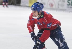Mittfältaren Mattias Larsson har skrivit på för 2+1 år med Edsbyn.