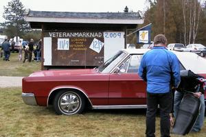 Veteranmarknaden har hunnit bli en mångårig tradition i Lobonäs.