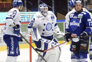 En sjuk Haukeland fanns inte med mot Skellefteå men är redo för spel på söndag.