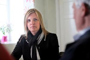 Lotta Petterson, regionchef på Svenskt Näringsliv, hoppas att andra kommuner i länet ska lära av Nordanstig.