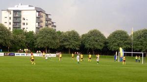 VSK Fotboll möter Forward borta på lördagseftermiddagen.