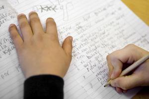 Omdebatterad. Skolans villkor och resultat ges olika tolkningar i valdebatten.