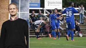 Det blir Patrik Salminen som tar över efter Peter Trsavec som sportchef i Fagersta Södra.