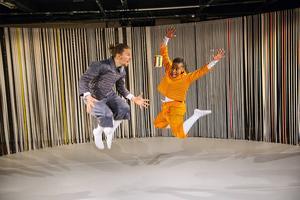 Anna Vnuk har gjort koreografin till Burken, som visas för barn från 4 år under dansfestivalen i Hudiksvall.