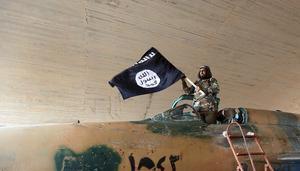 Terrorgruppen Islamiska staten är ett exempel på militanta islamister som mördar och förföljer kristna.