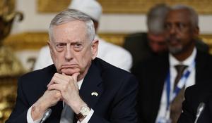 USA:s försvarsminister James